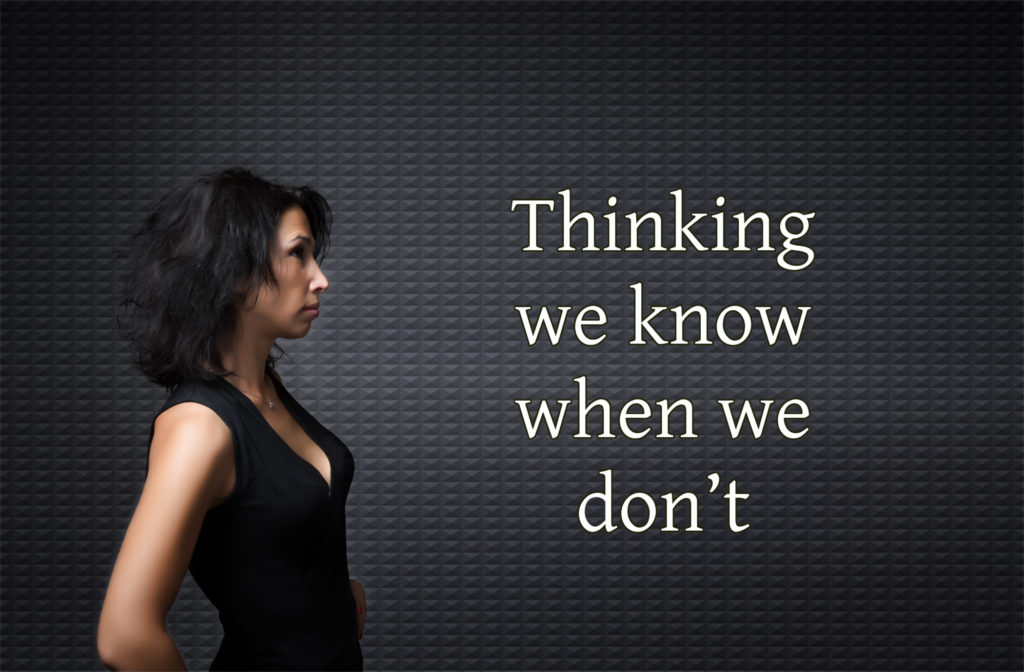 thinking-we-know